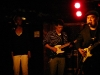 Onstage at the Luminaire